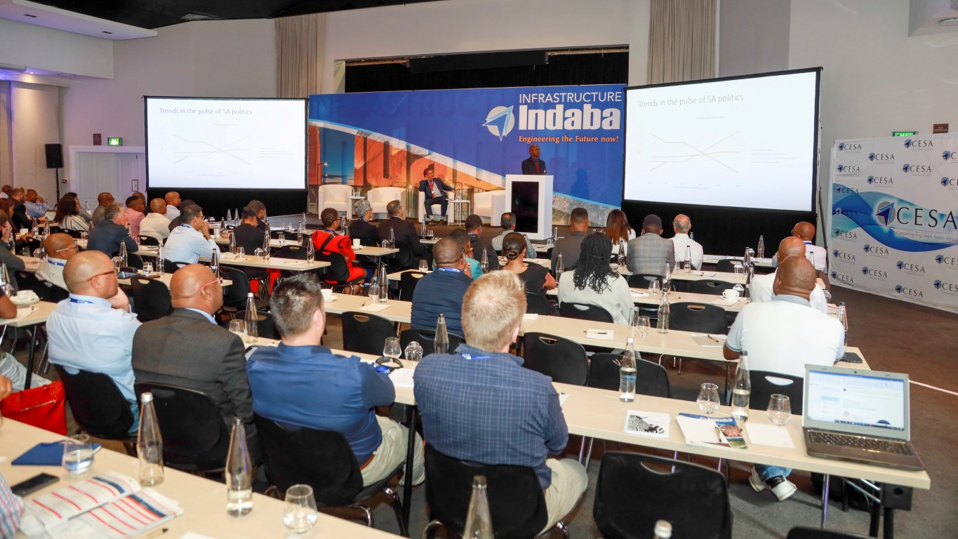CESA Infrastructure Indaba – A successful move for reflection, renewal and regeneration in the construction industry – renewed willingness for Government to interact with Private Sector