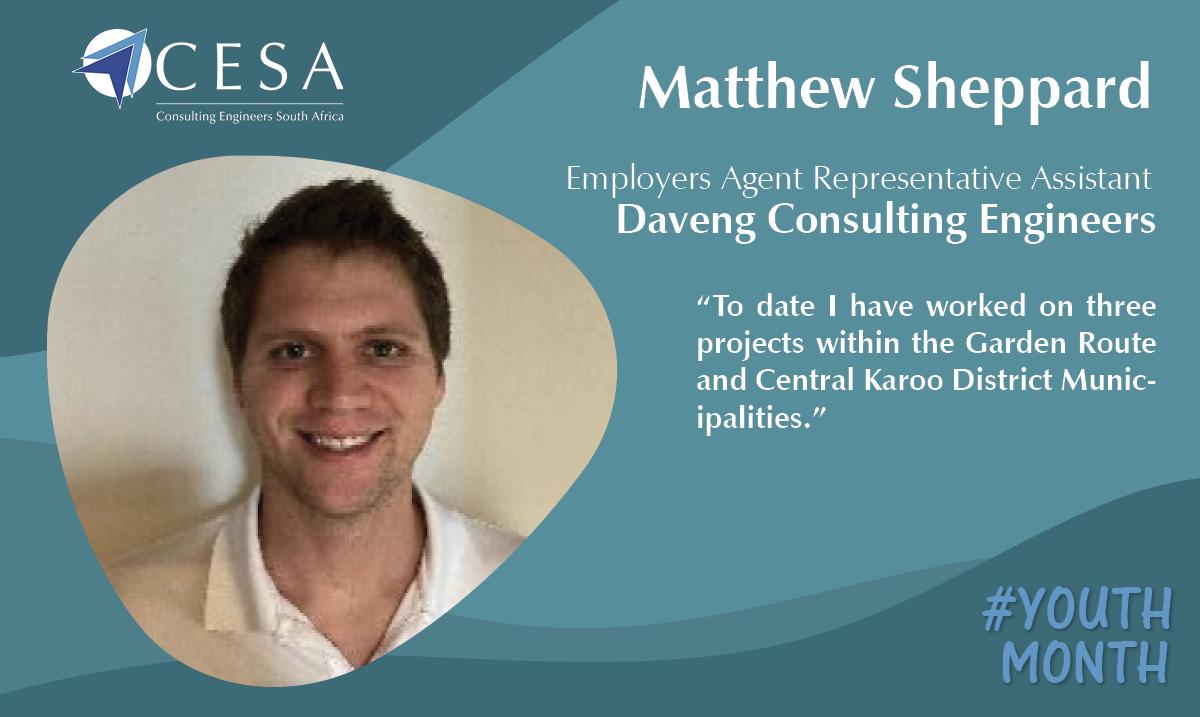 CESA Youth Month_Matthew Sheppard_Facebook